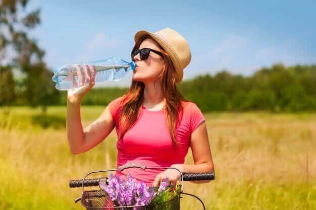 ¡No volverás a beber agua muy fría!